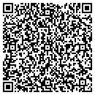 QR-код с контактной информацией организации ООО УСАДЬБА