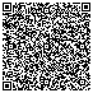 QR-код с контактной информацией организации ООО ДАМСКИЙ ШИК