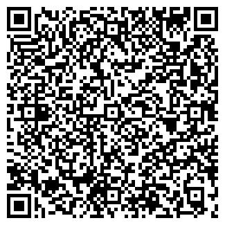 QR-код с контактной информацией организации № 96 МДОУ