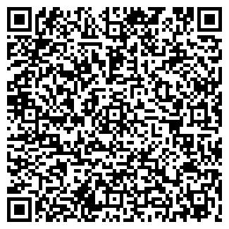 QR-код с контактной информацией организации № 145 МДОУ