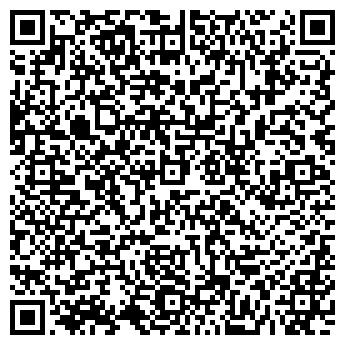 QR-код с контактной информацией организации ЧП Надежда Антикафе