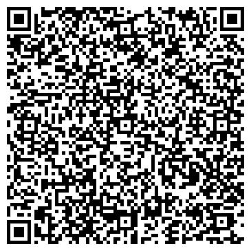 QR-код с контактной информацией организации ПРОКАТ СПОРТИВНОГО ИНВЕНТАРЯ