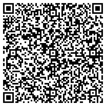 QR-код с контактной информацией организации ОХАНСКИЙ ЛЕСПРОМХОЗ АООТ