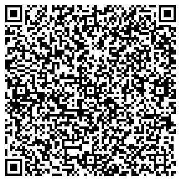 QR-код с контактной информацией организации ДИСТРИБУЦИЯ АТ