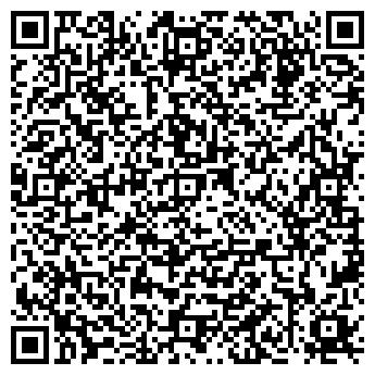 QR-код с контактной информацией организации ПЕРВЫЙ СВЕТОДИОДНЫЙ ПОРТАЛ