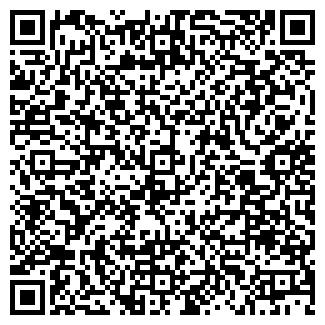 QR-код с контактной информацией организации ВИВА+