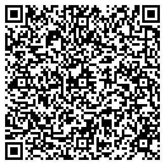 QR-код с контактной информацией организации АЙС-ГРАД