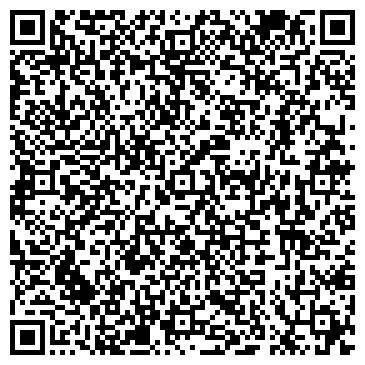 QR-код с контактной информацией организации АК ЕРКЕ ДЕТСКАЯ ОБРАЗОВАТЕЛЬНАЯ СТУДИЯ