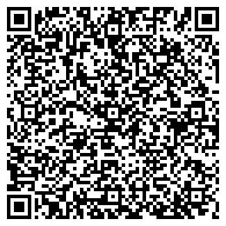 QR-код с контактной информацией организации GLEM