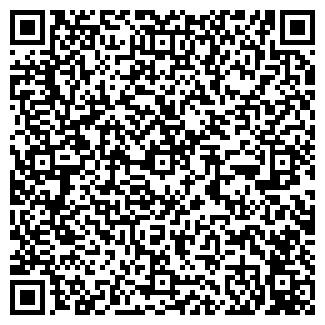 QR-код с контактной информацией организации ООО ДАЛА