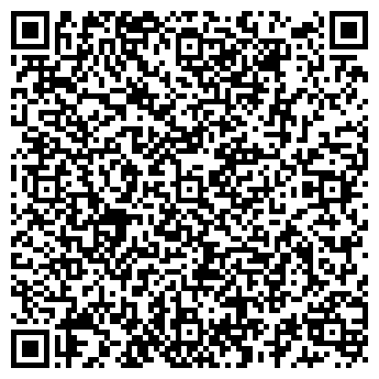 QR-код с контактной информацией организации МИР, ГОСТИНИЦА, ЗАО