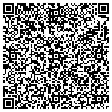 QR-код с контактной информацией организации ФОНД СОЦИАЛЬНОЙ ЗАЩИТЫ ИНВАЛИДОВ