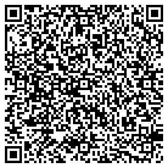QR-код с контактной информацией организации ЧАЙКА, ДЕТСКИЙ ПАНСИОНАТ, ЗАО
