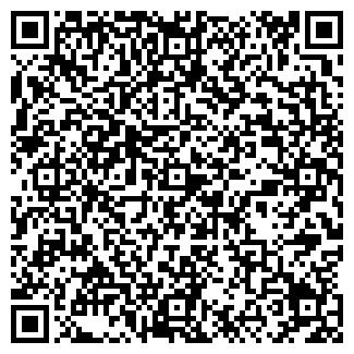 QR-код с контактной информацией организации ЧАЙКА, ДЧП