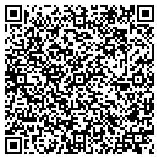 QR-код с контактной информацией организации КП БАРВИНОК