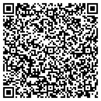 QR-код с контактной информацией организации ИВА, МЧП