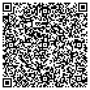 QR-код с контактной информацией организации АЗИЯ ТОРГОВЫЙ ДОМ