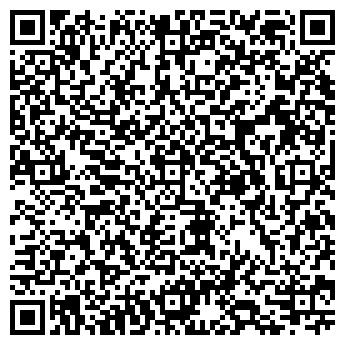 QR-код с контактной информацией организации МОСТ, ФИРМА