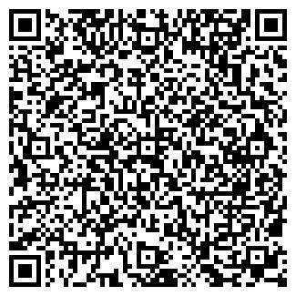 QR-код с контактной информацией организации БОУС, ЧП