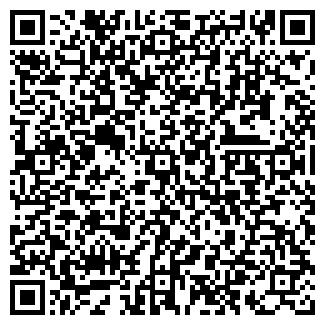 QR-код с контактной информацией организации ООО АВН-ИНТЕР ЛТД