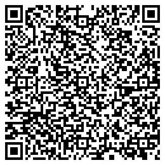 QR-код с контактной информацией организации ЧП КРИСТИНА