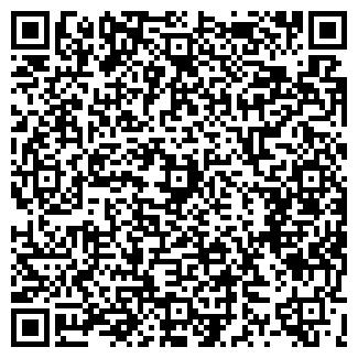 QR-код с контактной информацией организации ООО ЮНОСТЬ