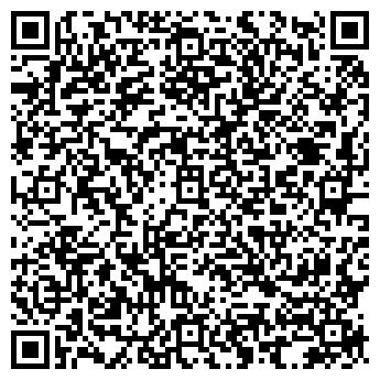 QR-код с контактной информацией организации ТЕАТР ПЕСНИ М