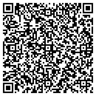 QR-код с контактной информацией организации ГРИДИН И КО