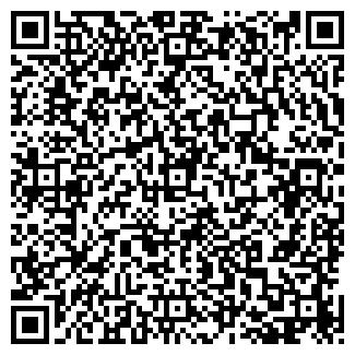 QR-код с контактной информацией организации ЛОГОС