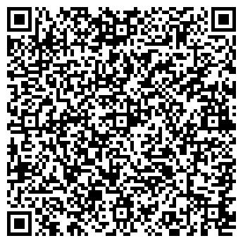 QR-код с контактной информацией организации ЛАД, ФОНДОВЫЙ ЦЕНТР, ООО