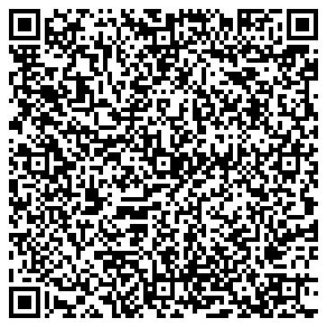 QR-код с контактной информацией организации БУМАГА ИНТЕР-ТРЕЙДИНГ ТОО