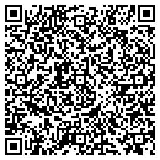 QR-код с контактной информацией организации ООО РОСАНА-1