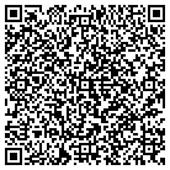 QR-код с контактной информацией организации ВИОЛЕТТА ТОРГОВЫЙ ДОМ