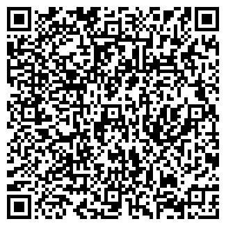 QR-код с контактной информацией организации ЧП ТЕД-1