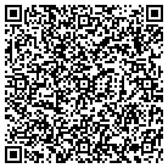 QR-код с контактной информацией организации ГРАУНД СЕРВИС ЗАО