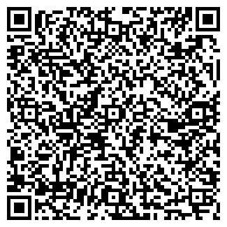 QR-код с контактной информацией организации УКРАИНА
