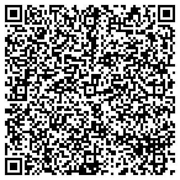 QR-код с контактной информацией организации АСТАНА, МОТОРС КОСТАНАЙ ТОО