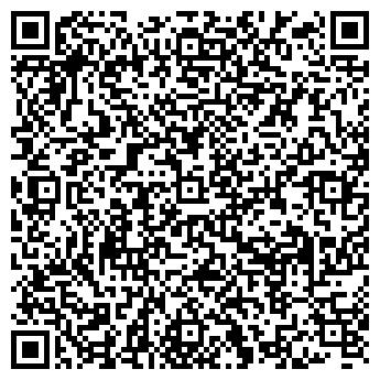 QR-код с контактной информацией организации ЗАО ВИННИЦКИЙ УНИВЕРМАГ