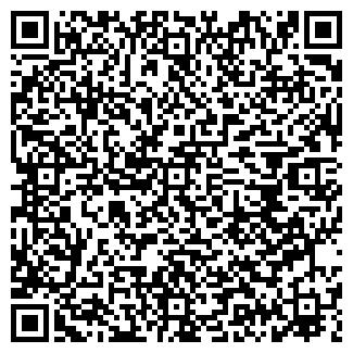 QR-код с контактной информацией организации ООО ГЛОРИЯ-ТЕХ