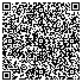 QR-код с контактной информацией организации ГОРИЗОНТ ТС