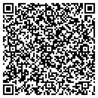 QR-код с контактной информацией организации БАГАТТ