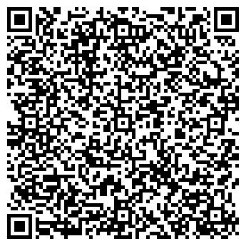 QR-код с контактной информацией организации КРУГ-АКВАТЕРМ