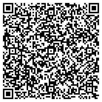 QR-код с контактной информацией организации ОАО АЛЕКО-СЕРВИС
