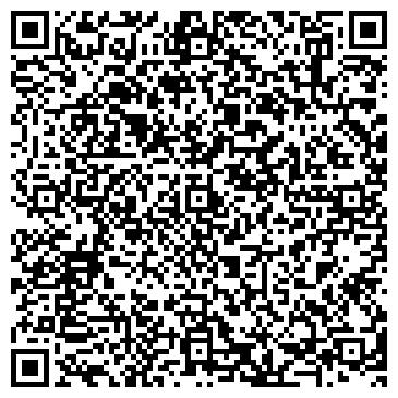 QR-код с контактной информацией организации МЕТЕОР, ЭКСПО-ЦЕНТР