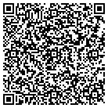 QR-код с контактной информацией организации ООО АЛЛО