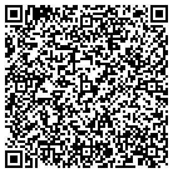 QR-код с контактной информацией организации КОК ФИРМА ЧП КОМИСАРОВА