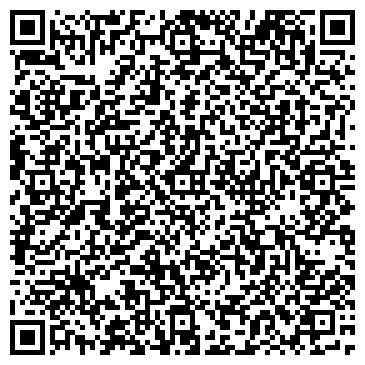 QR-код с контактной информацией организации ЧП ТЕРЕХОВ & K, ТОРГОВАЯ ГРУППА