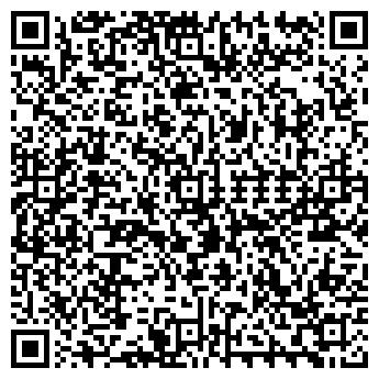 QR-код с контактной информацией организации КОМПАНИЯ ДЮКС