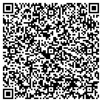 QR-код с контактной информацией организации ШАНС, ОХОТНИЧИЙ САЛОН, ЧП