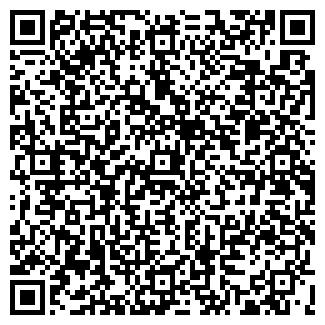 QR-код с контактной информацией организации МОРРИС